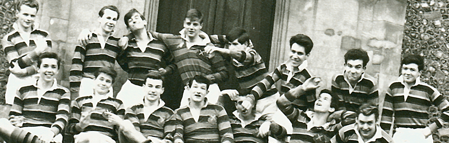1963 Rugby laugh