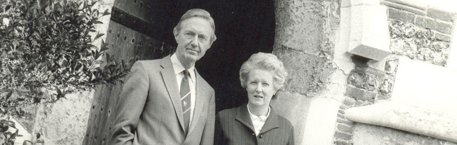 1986 Frank & Jane Kilvington